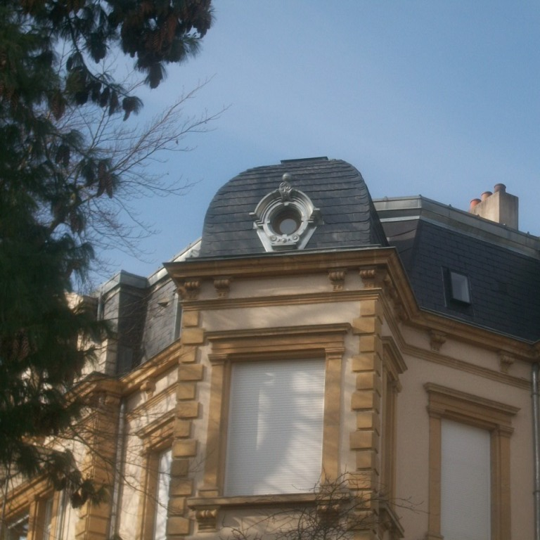 Rue des Roses à Metz