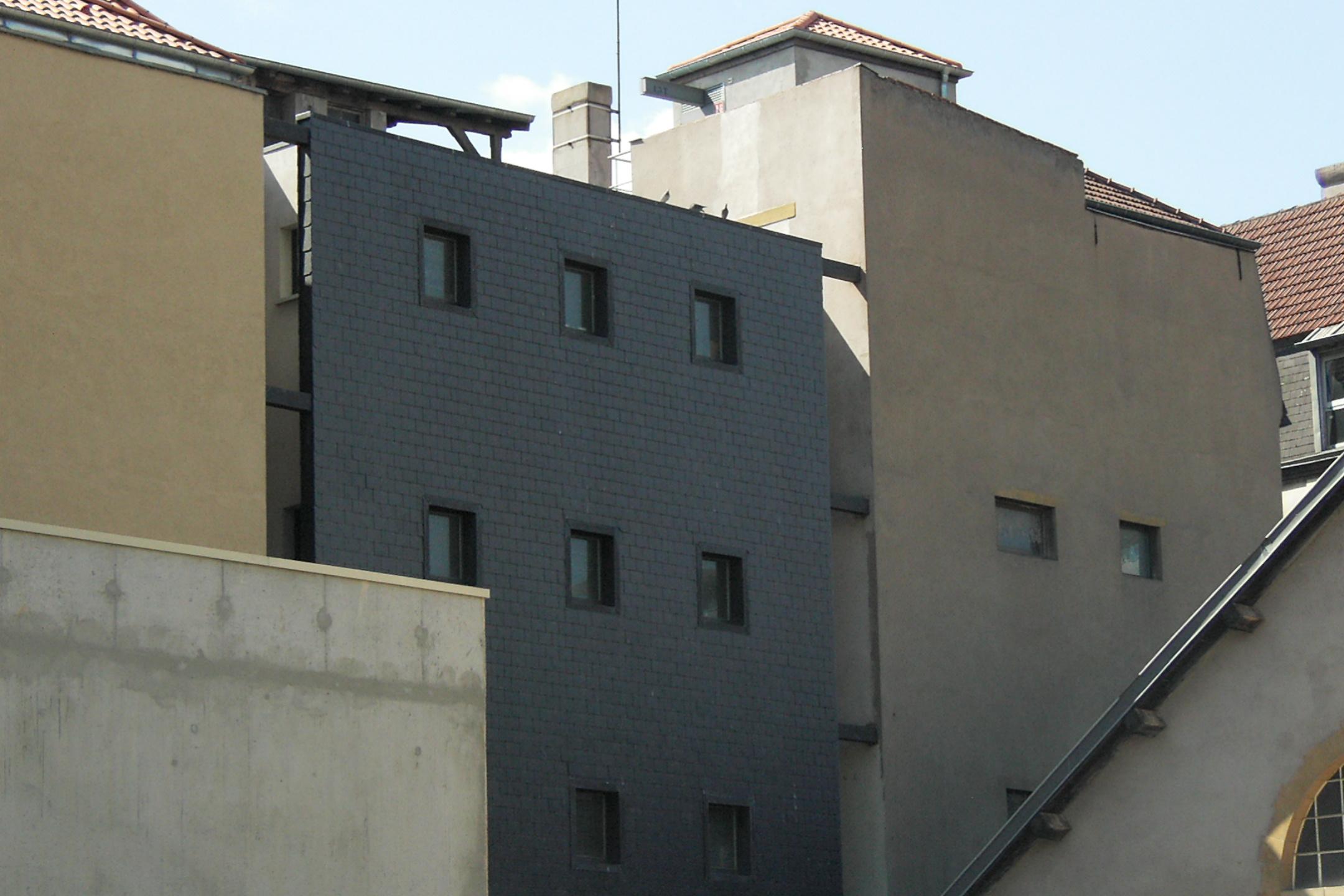 Hôpital Ste Blandine à Metz